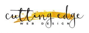 Cutting Edge Web Design Logo