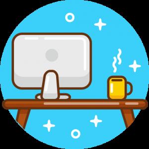 Cutting Edge Web Design Icon