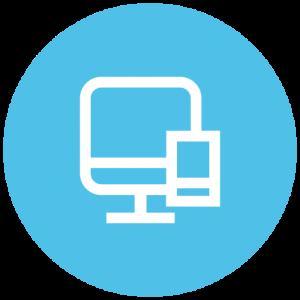 Cutting Edge Web Design Website Icon