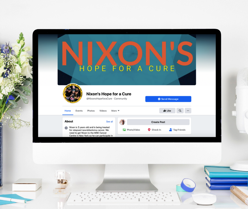 Nixon's Hope For A Cure Fundraising Raffle, Gold Coast